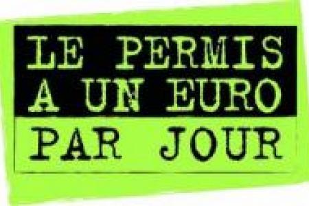 Tout savoir sur le permis à 1 euro